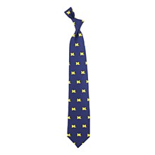 University of Michigan Prep Necktie