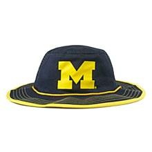 University of Michigan Hat - Wolverines Blue Boonie