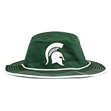 Michigan State University Hat - Spartans Green Boonie