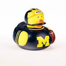 "University of Michigan Wolverines 4"" All Star Duck"