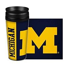 University of Michigan 14 oz Full Wrap - Hype Style