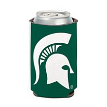 Michigan State University Coozie Spartan Can Cooler 12oz