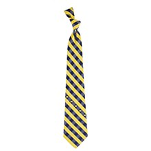 University of Michigan Tie - Check Necktie