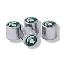 Michigan State University Valve Stem Caps