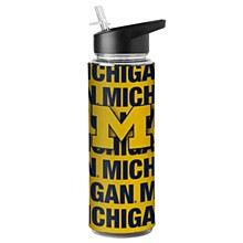 University of Michigan Flip-Top Bottle (25 Oz.)