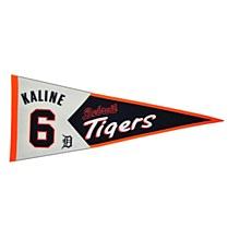 Detroit Tigers Pennant - Al Kaline Pennant 13'' x 32''