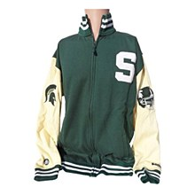 Michigan State University Men's Varsity Lettermen's Jacket