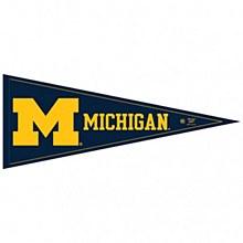 University of Michigan Pennant Classic 12' 'x 30''