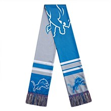 Detroit Lions Winter Scarf