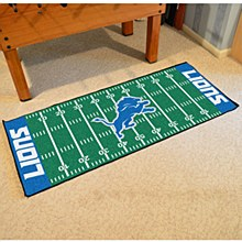 Detroit Lions Football Field Runner