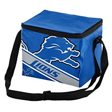 Detroit Lions 6-Pack Cooler/Lunch Box