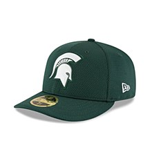 Michigan State University Hat Bevel Team Low Profile 59FIFTY Fitted