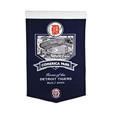 Detroit Tigers Banner - Comerica Park 20'' x 15''