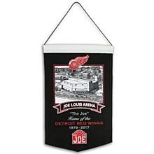 Detroit Red Wings Banner - Joe Louis Arena 24'' x 15''