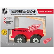Detriot Red Wings Push & Pull Toy