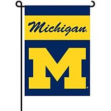 University of Michigan Garden Flag Michigan 2-Sided 13'' x 18''