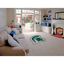 Michigan State University Rug - Spartan Mascot Mat 30'' x 40''
