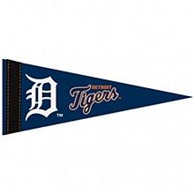 """Detroit Tigers Pennant Mini 4"""" x 10"""""""