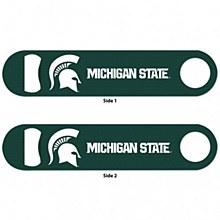 Michigan State University Bottle Opener 2 sided