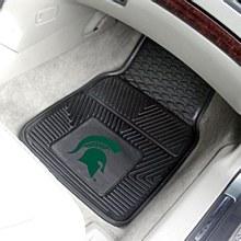 Michigan State University Car Mat Heavy Duty Vinyl