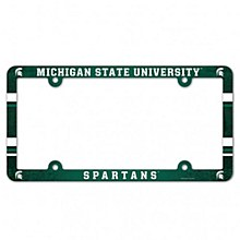 Michigan State University License Plate Frame