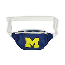 University of Michigan Bag - Wolverines Blue Fanny Pack