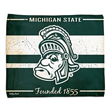 Michigan State University Towel - College Vault Rally Towel