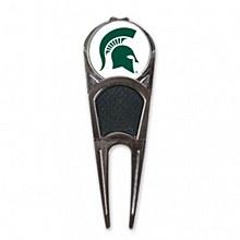 Michigan State University Golf Mark Repair Tool