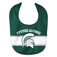 Michigan State University Baby Bib - Future Alumi