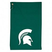 Michigan State University Golf Sport Towel