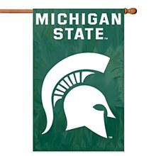 Michigan State University Banner Applique 44' x 28''
