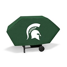 Michigan State University BBQ Executive grill cover