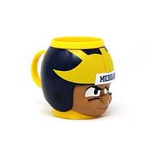 University of Michigan Big Silp Drink Mug