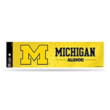 University of Michigian Bumper Sticker - Alumni