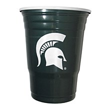 Michigan State University Cup - 18oz Plastic Game Day Cup