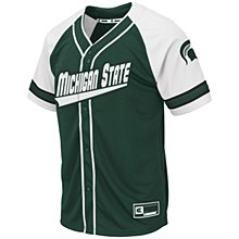 MSU Wallis BB Jersey Green SM