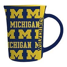 University of Michigan Line Up Mug