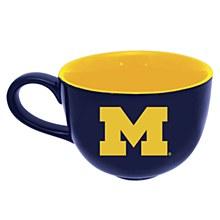 University of Michigan 15oz Soup Latte Mug