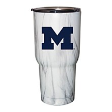 University of Michigan Marble SS Tumbler