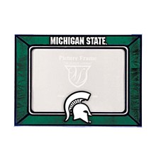Michigan State University 2015 Art Glass Frame