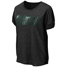 MSU Rome Cutout Tee Grey MD
