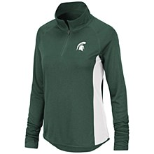 MSU Albi 1/4 Zip Green XL