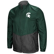 MSU Halfback Reversible Green