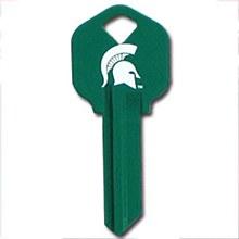 Michigan State University Kwikset Key