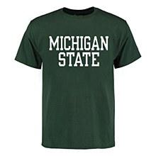Michigan State Everyday Lightweight Cotton Tee