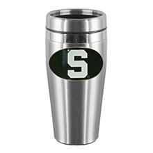 Michigan State University Steel Travel Mug