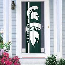 Michigan State University Banner - Door Banner
