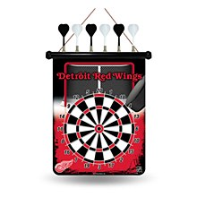 Detroit Red Wings Magnetic Dart Board