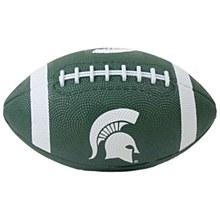 Michigan State University Football - Mini Rubber Football 8.5''