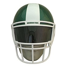 Michigan State University Spartans Helmet Fan Mask